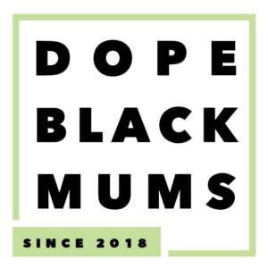 Dope Black Mums Logo